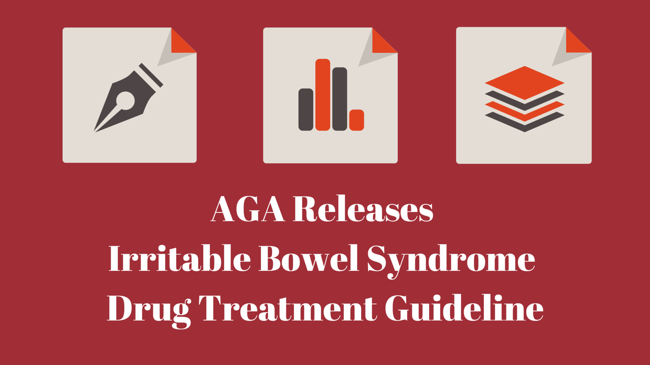 AGA Releases Irritable Bowel Syndrome Drug Treatment Guideline (1)