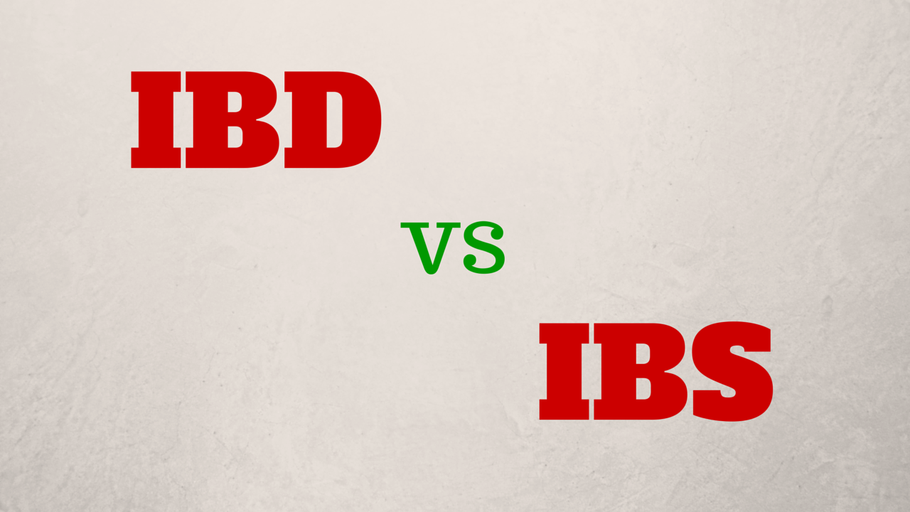 IBD patients are misdiagnosed with irritable bowel syndrome IBS