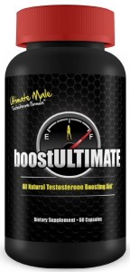 boostULTIMATE - Top Rated Testosterone Booster