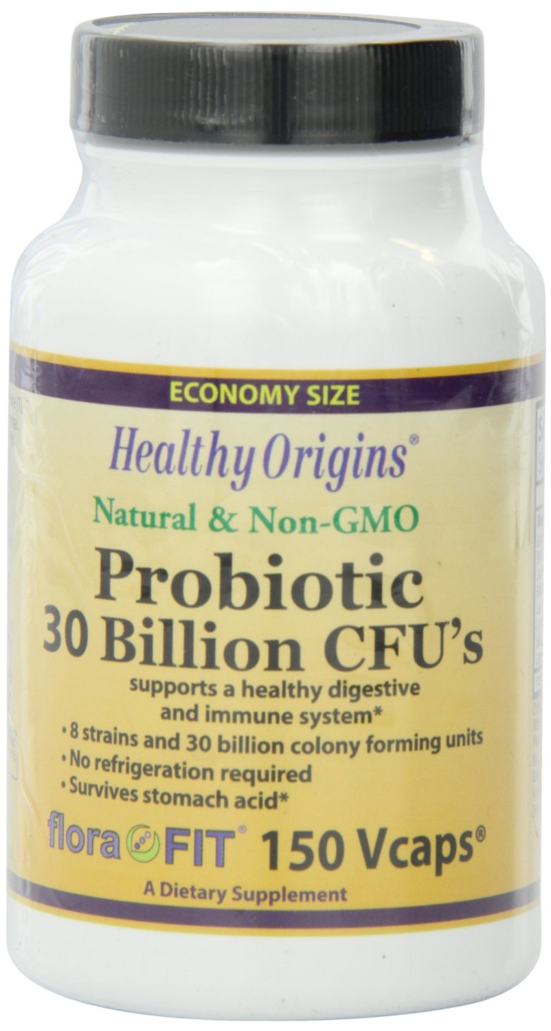 Healthy Origins Probiotic 30 Billion CFU