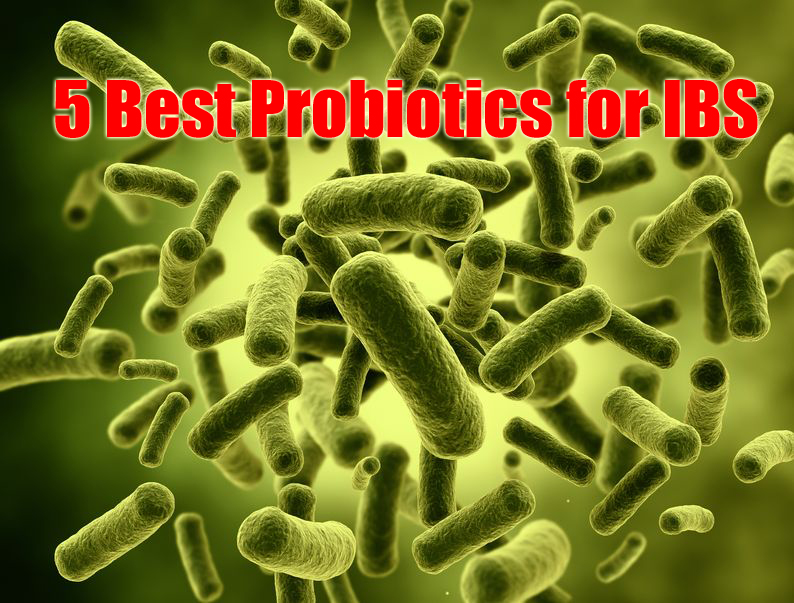 5 BEST PROBIOTICS FOR IBS – Irritable Bowel Syndrome