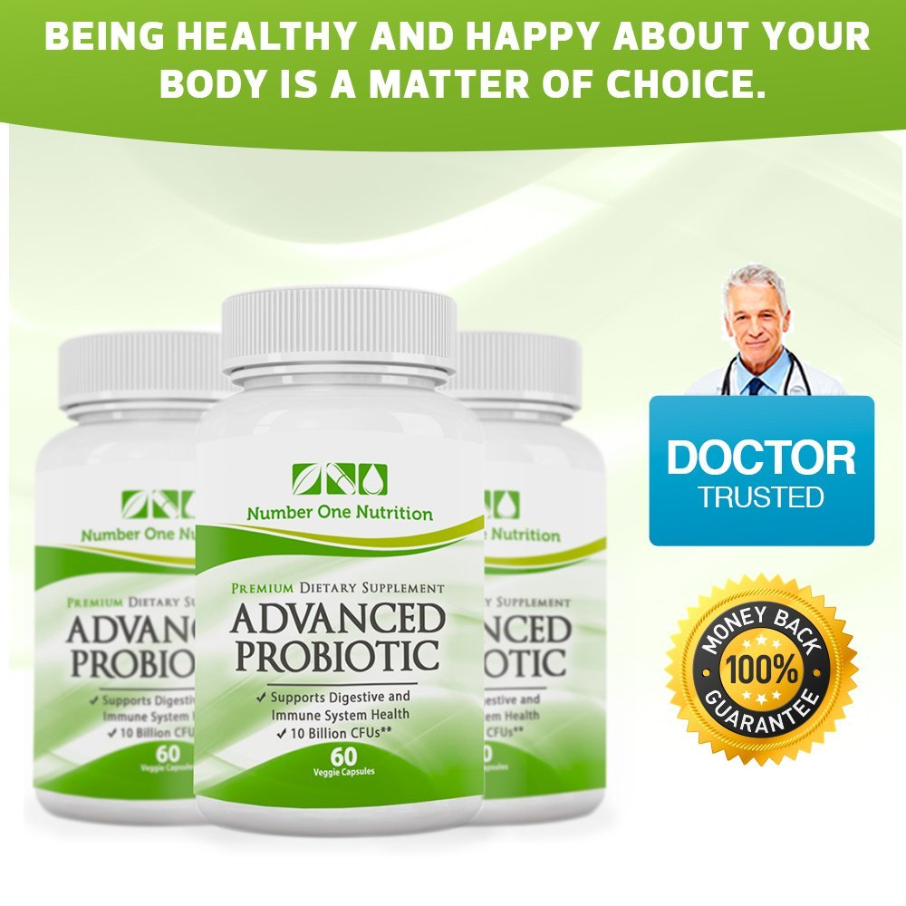 Best Probiotics Supplements - Advanced Probiotic 10