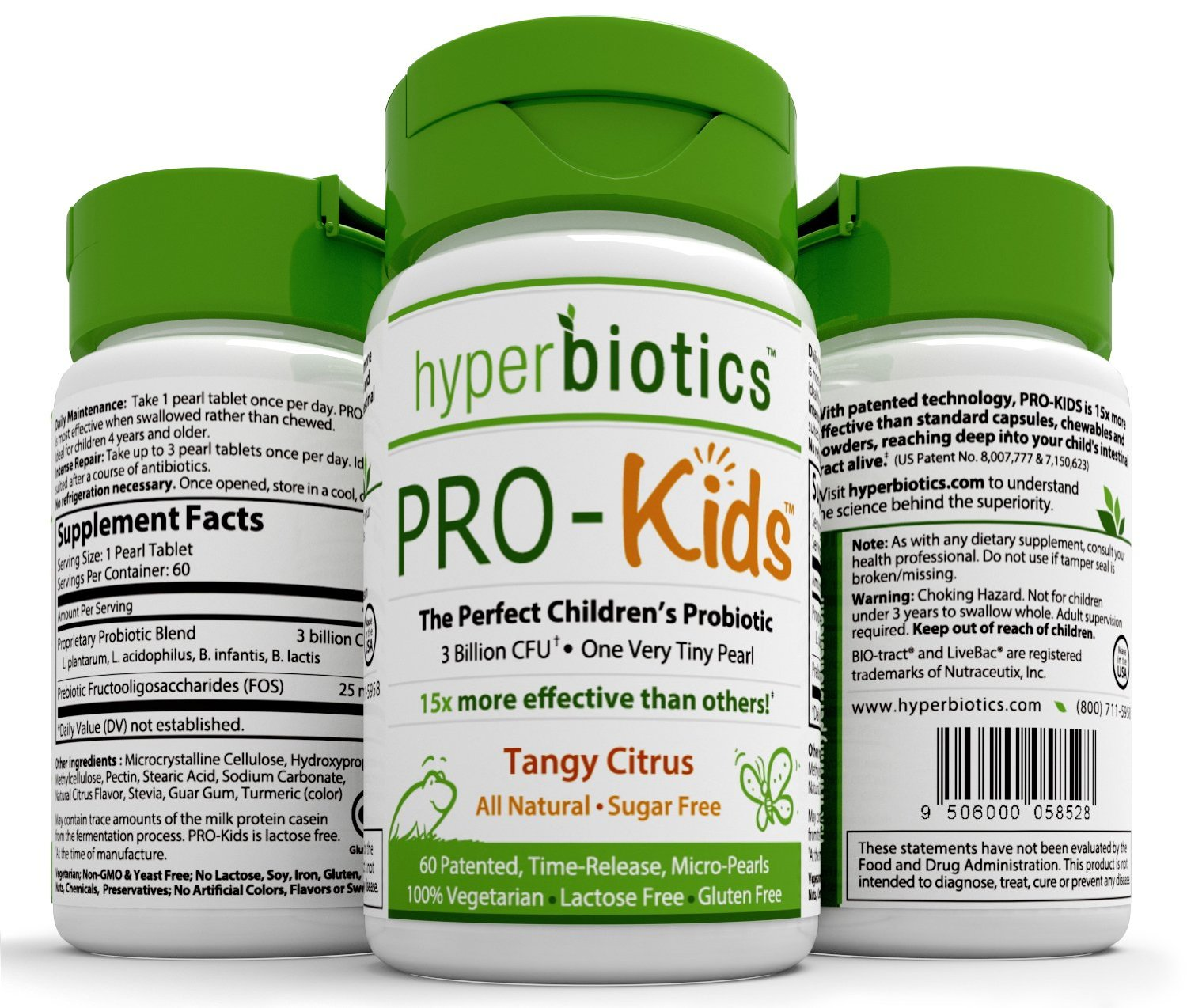 Hyperbiotics PRO Kids Supplement